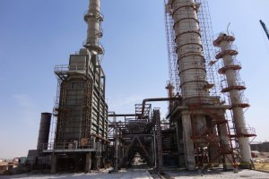 Crude Distillation Unit No.3, Basrah refinery, Iraq